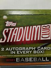 2021 Topps Stadium Club singles 1-300 complete your set