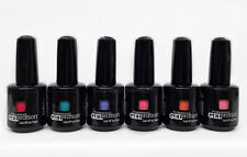 Jessica GELeration Soak Off- POP COUTURE Collection - All 6 Colors 1106-1111
