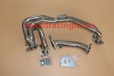 For 02-07 Subaru Impreza WRX STi 2.0L Turbo Exhaust Manifold Header EJ20 EJ25