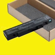 New 6 Cell 4400mAH Laptop Battery For Samsung NP-R580 NP-R590 Notebook