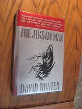 David Hunter - The Jigsaw Man - HC 1st Edition - 1991