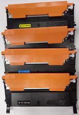 4x Toner CLP-310 for Samsung CLT-409 CLT409 CLP310 CLP-315 CLX-3175FN CLX-3175