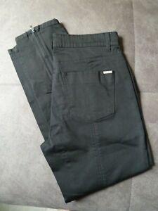 Cambio Damen Hose Piera Short 7/8 Länge Schwarz Gr. 40 wie neu