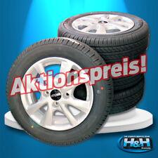 Ford Fiesta ab 2014 Satz Sommerkompletträder Achilles 175 65 14 Alufelge RDKS