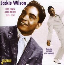 Jackie Wilson - Here Comes: Best of 1953-58 [New CD]