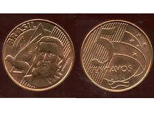 BRESIL  5 centavos  2004   ( bis )