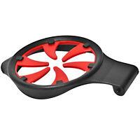 Valken Paintball V-Max VMax Loader Feeder Hopper Max Speed Feed - Black/Red