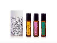 NEW doTERRA Touch Trio Therapeutic Pure Essential Oil Aromatherapy *FreePost