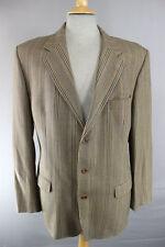 Hip Length Wool Blazers for Men DAKS Coats & Jackets