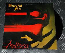 Mercyful Fate 'Melissa' 1st Press US '83 Original Vinyl LP Gold Stamped Pro Rare