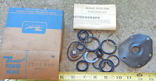 NOS POWER BRAKE CYLINDER REPAIR KIT 1965 CHEVY SERIES 80 TRUCKS 65 CHEVROLET