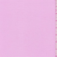 Baby Pink Cotton Stretch Gauze, Fabric By The Yard