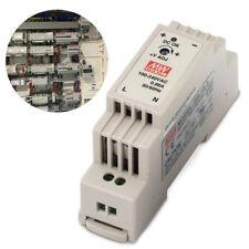 15W 12V MINI DIN Rail Switching Power Supply DR-15-12 LED Power Supply Units