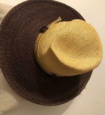 Mayser Anni Sun Combi beige//natur Sonnenschutz Sommer Hüte Reisehut große Größe