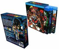 6 blu ray Caja Mazinger - Edición Z El Impacto Serie Completa
