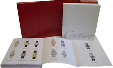 Cartier Tank Francaise Panthere Santos Americaine Instruction Booklet PCWA 4183