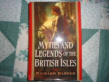 **NEW**Myths And Legends Of The British Isles  (ExLib)