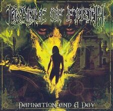 Damnation and a Day by Cradle of Filth (Vinyl, Oct-2012, Music on Vinyl)