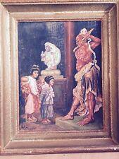 Franz Kienmayer (1886-1963), Japanische Motiv,  signiert und bezeichnet mit NARA
