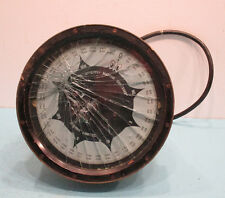 Brújula/barco brújula/medicina/navegación/ship compass/marino/Inglaterra