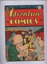 Adventure 102  Dc golden age comic Kirby Sandman Starman Hourman restored
