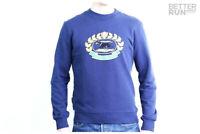Unfair Athletics Pullover - Mad Dog Crewneck Sweatshirt - Navy Blau