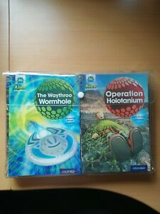 Project X Alien Adventures books