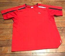 T shirt DOMYOS Décathlon 10 ans, jersey rouge