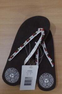 Cool Shoe ORIGINAL - Sandale braun-weiß Gr.37