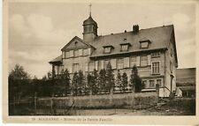 France Algrange - Maison de la Sainte Familie old postcard