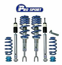 AUDI A4 B6 B7 CONVERTIBLE COILOVERS - ADJUSTABLE SUSPENSION LOWERING SPRINGS KIT