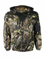 New Mens REALTREE Camouflage Waterproof Hunting Bomber Jacket Shooting Coat