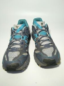 Womens Adidas Kanadia Tr 3 Hiking Shoes Trail Running Size 9