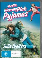 SHE'LL BE WEARING PINK PYJAMAS - NEW & SEALED REGION 4 DVD FREE LOCAL POST