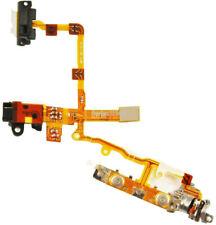 Cable Flex Boton Encendido con Audio para iPhone 3G 3GS Auriculares Blanco