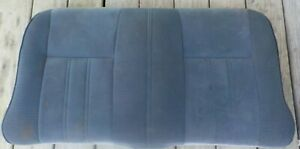 86-89 Toyota Celica Convertible Gray Rear Seat Back Rest Cushion Pad Cloth