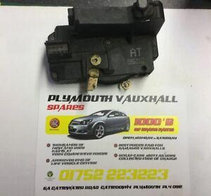 VAUXHALL ASTRA 2000 MK4 DOOR LOCK CATCH MECHANISM FRONT DRIVER SIDE 90561152 AT