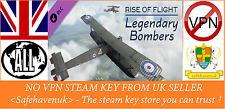 Rise of Flight: Legendary Bomber Steam key NO VPN Region Free UK Seller