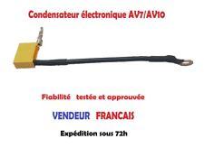 Condensateur électronique mobylette AV7/AV10/piaggio prêt à l'emploi