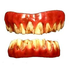 Zombify Zombie Pro FX Fake Teeth Halloween Prosthetic Horror Larp Adult Cosplay