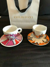 illy Art Collection Coffee Set by Emilio Pucci 100% Authentic New in Box