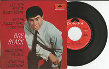 "Roy Black ""Put your heart.../Good Night My Love"" French 7"" EP 1966 - 4 Songs"