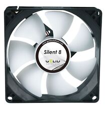 Gelid Silent 8 80mm Quiet Case Fan