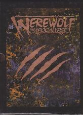 WEREWOLF The Apocalypse Special Box Set (2 books- ART of & Apocalypse) New