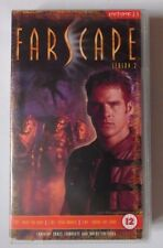 FARSCAPE SEASON 2 VOLUME 2.1 VIDEO VHS 3 EPISODES 2001 135 MINS NEW AND SEALED