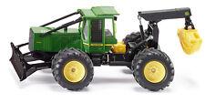 nuevo emb. orig. SIKU Agricultor 1 :3 2 de metal + plástico 4062 John Deere