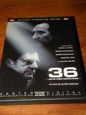 DVD  36 QUAI DES ORFEVRES  gérard depardieu daniel auteuil   langue française