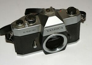 EXC! Yashica TL-Electro GREAT SLR 35 mm camera body