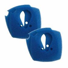 4 x Compatible EHEIM 2080 / 2081 Professional Pro 3 Blue Coarse Foam Filter Pads