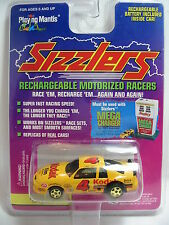 Sterling Marlin Kodak Film Yellow NASCAR 1996 Playing Mantis Sizzlers Stock Race